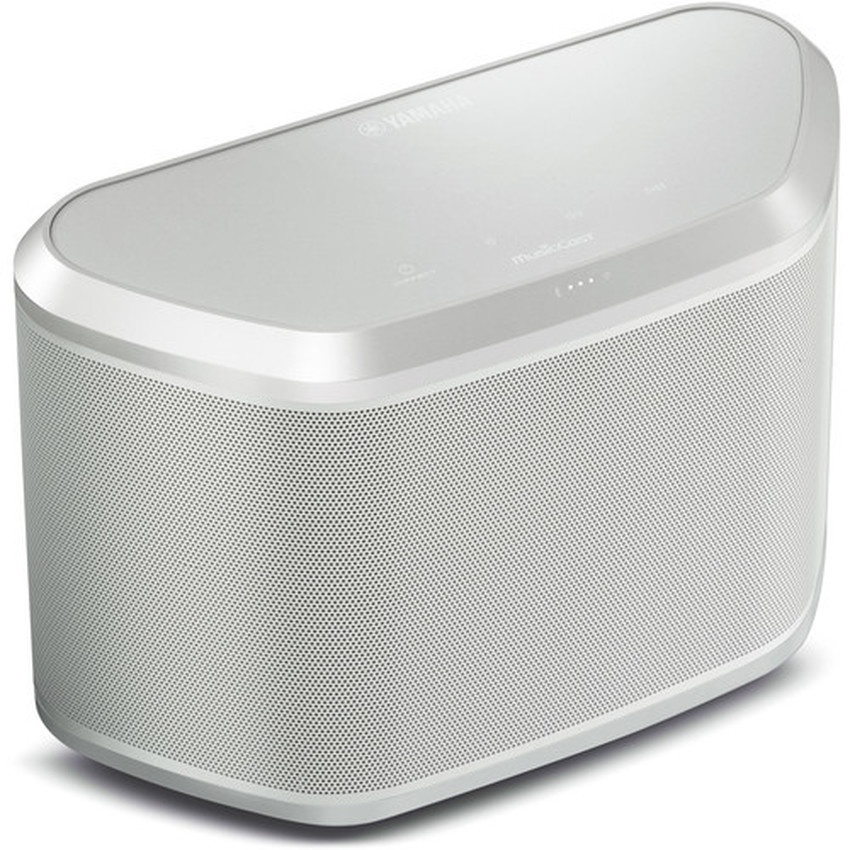 Yamaha WX-030 MusicCast Wireless Speaker (White)