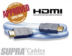 Supra  HF100 HDMI to HDMI cable v1.3 1m