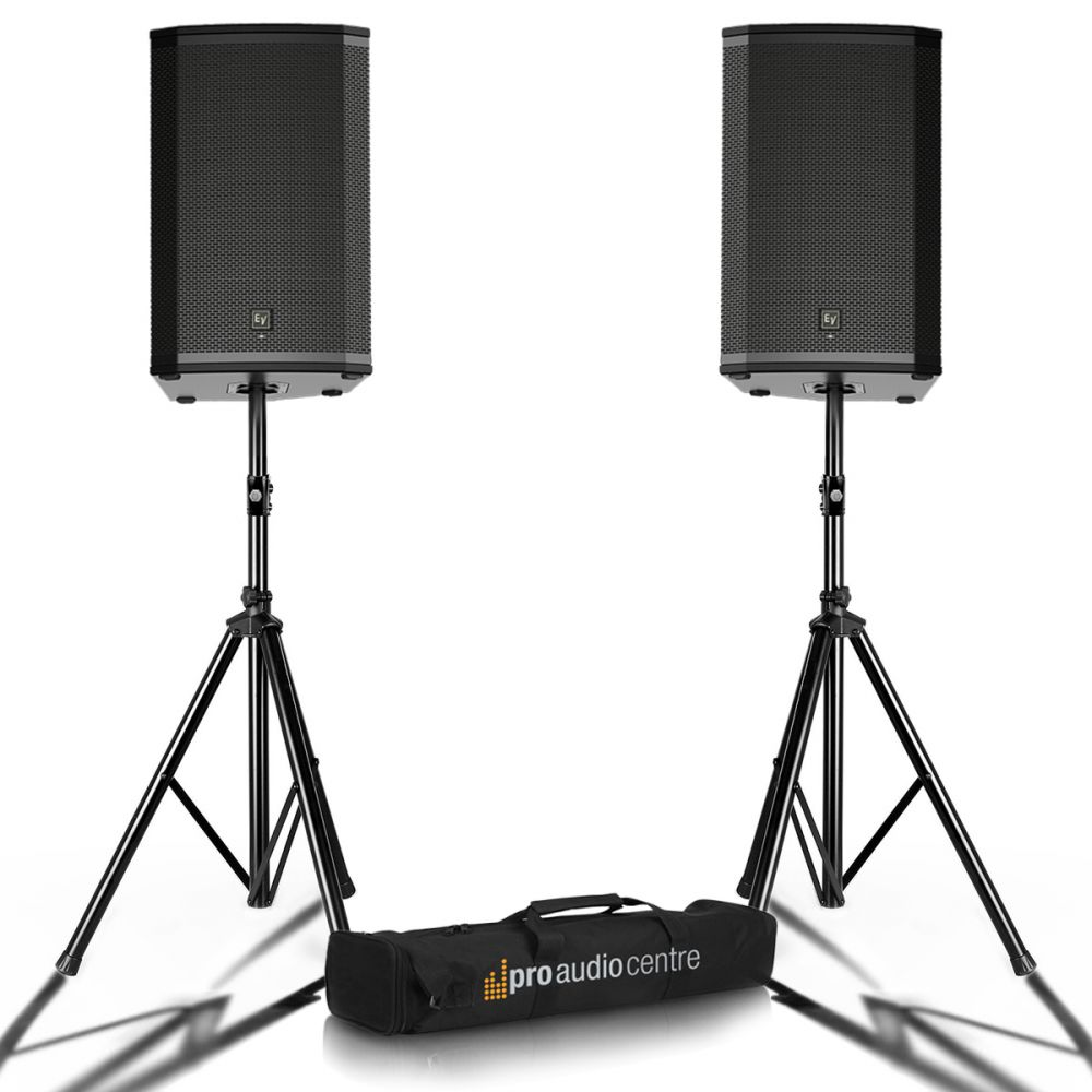 ACTIVE SPEAKER PACKAGES