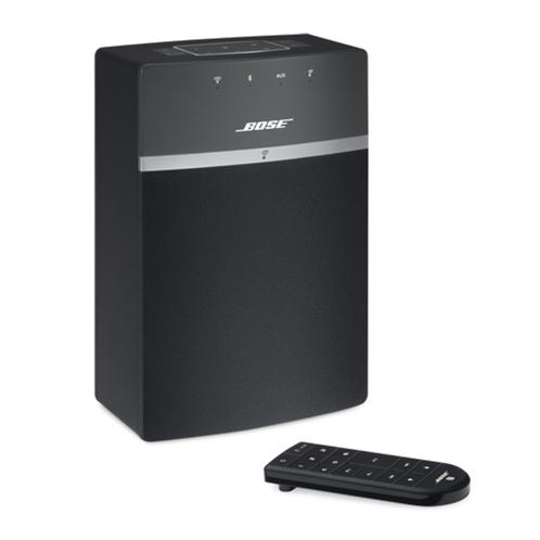 Bose SoundTouch 10 Wireless Bluetooth/Wifi Speaker, Black