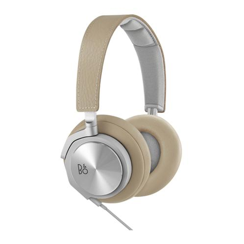 B & O BeoPlay H6 Over-Ear Headphones Gen 2, Brown Natural Leathe