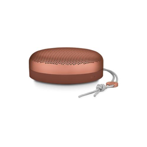 B & O BeoPlay A1 Portable Speaker, Tangrine Red
