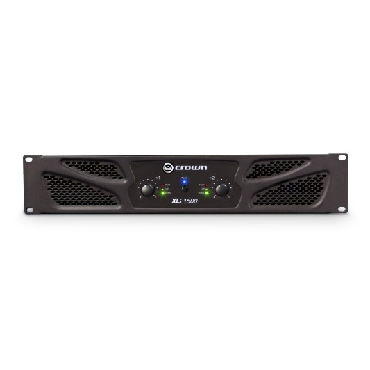 CROWN XLI 1500 POWER AMPLIFIER