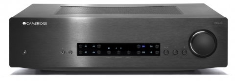 CXA60 60W INTEGRATED AMPLIFIER black