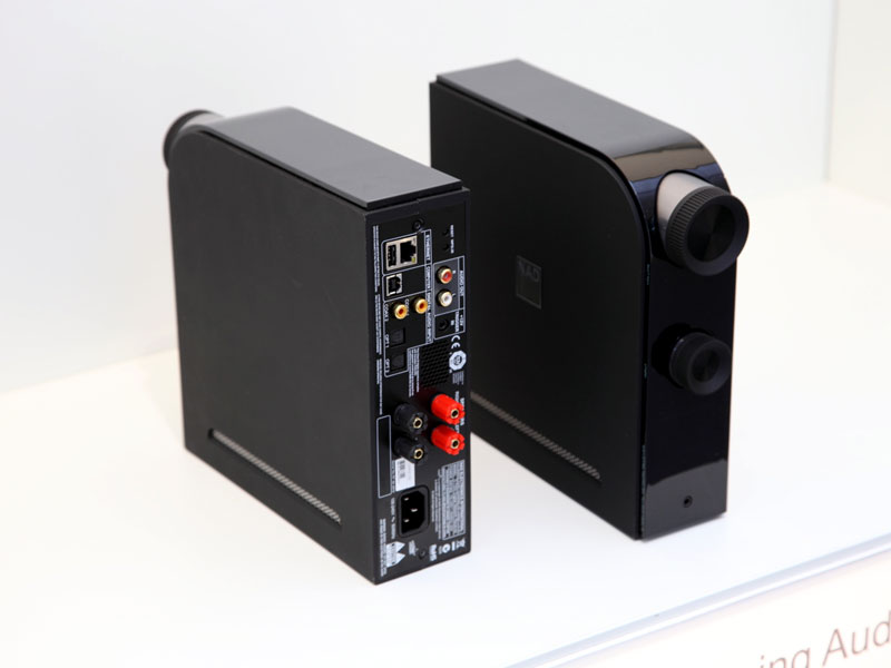NAD D1050  USB DAC - Computer Audio for HD Digita