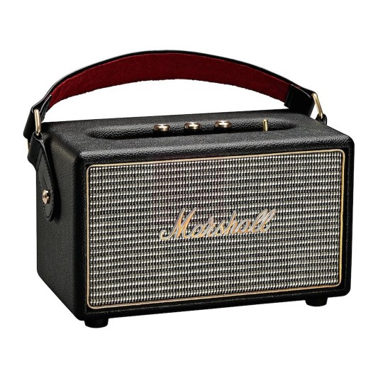 Marshall Kilburn Portable Speaker, Black