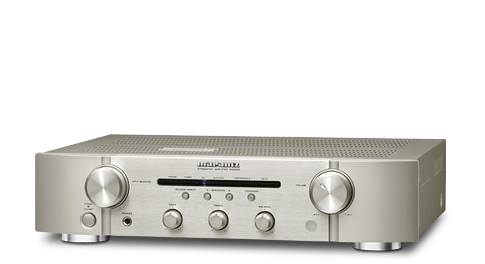 Marantz Stereo Integrated Amplifier PM-6004 (Silver)