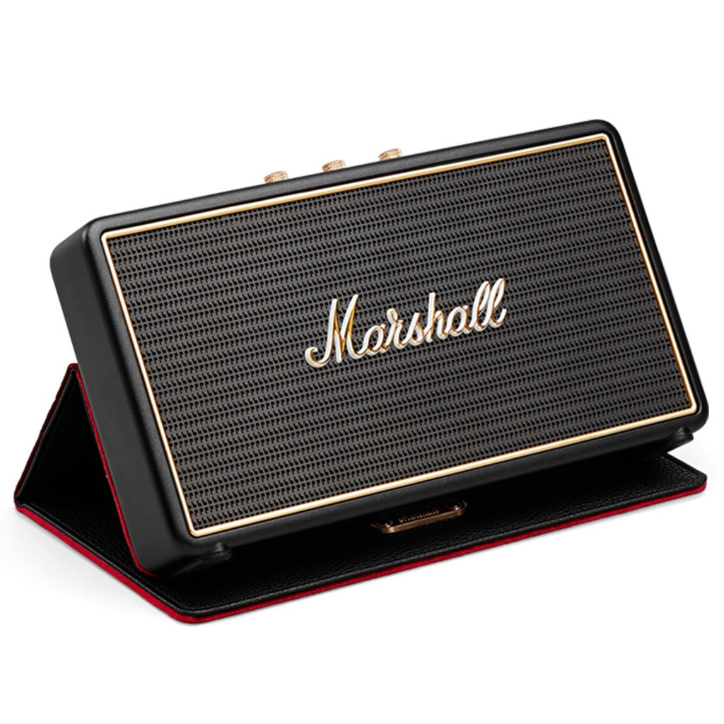 Marshall Stockwell Speaker w/Cover, Black