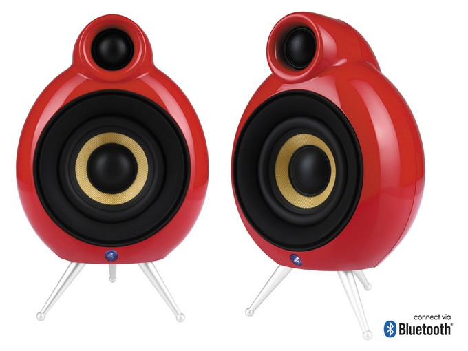 Scandyna MicroPod Bluetooth (Red)