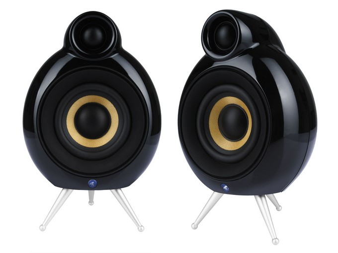 Scandyna Micropod SE black one pair