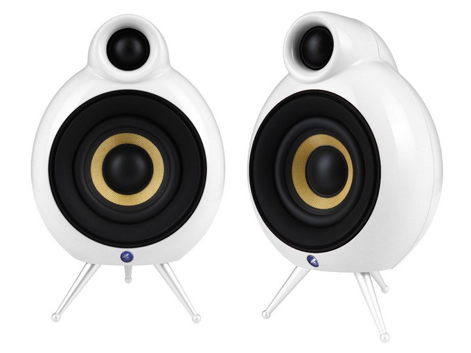 Scandyna Micropod SE white one pair