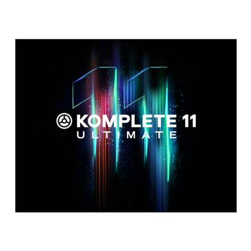 Native Instruments Komplete 11 Ultimate Upgrade From (Komplete S