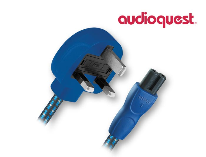 AudioQuest NRG-1 Power Cable 0.9m/3 feet