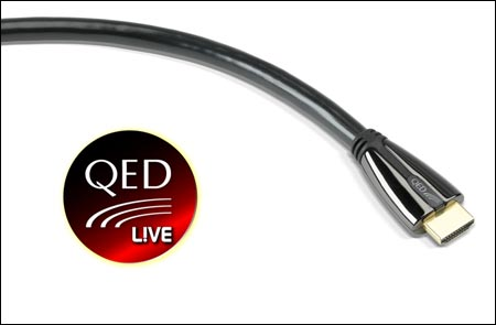 QED Live HDMI for PS3 2metre