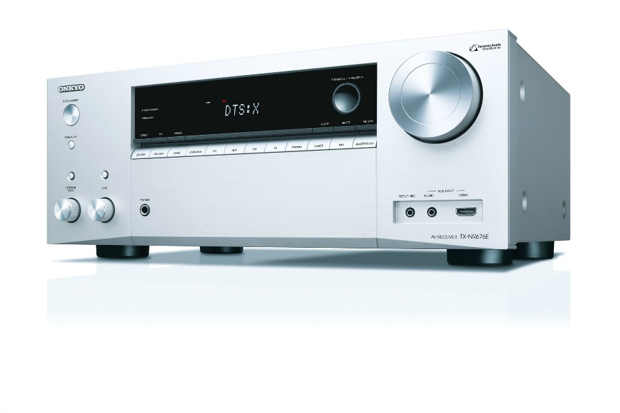 Onkyo 7.2-Channel TX-NR676E Network A/V Receiver