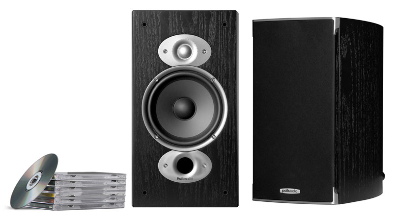 POLK AUDIO RTiA3 BOOKSHELF SPEAKER