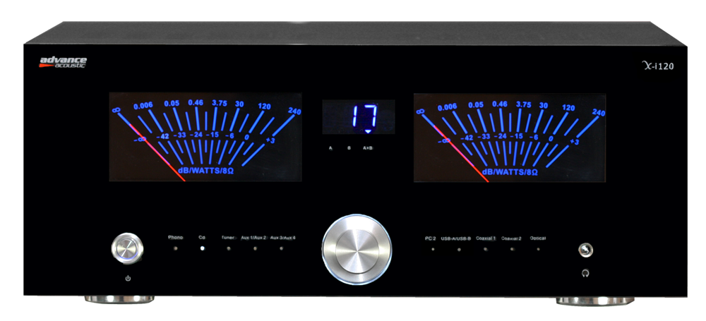 Advance A X-i120 Integrated Amplifer 2 x 120Watt