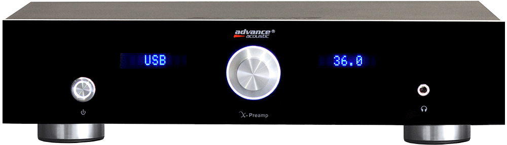 Advance A X-Preamp Preamplifer
