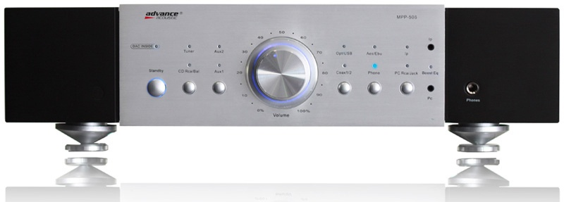 ADVANCE ACOUSTIC MPP-506 Stereo Pre-Amplifier
