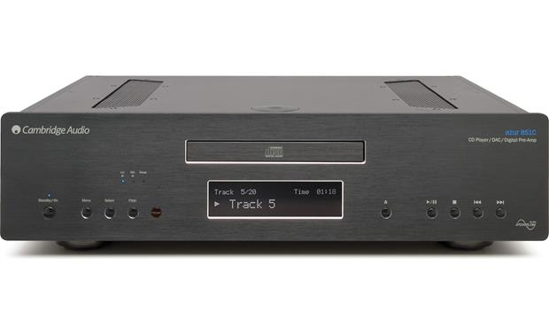 Cambridge Audio Azur 851C Single-disc CD player/DAC/digital prea