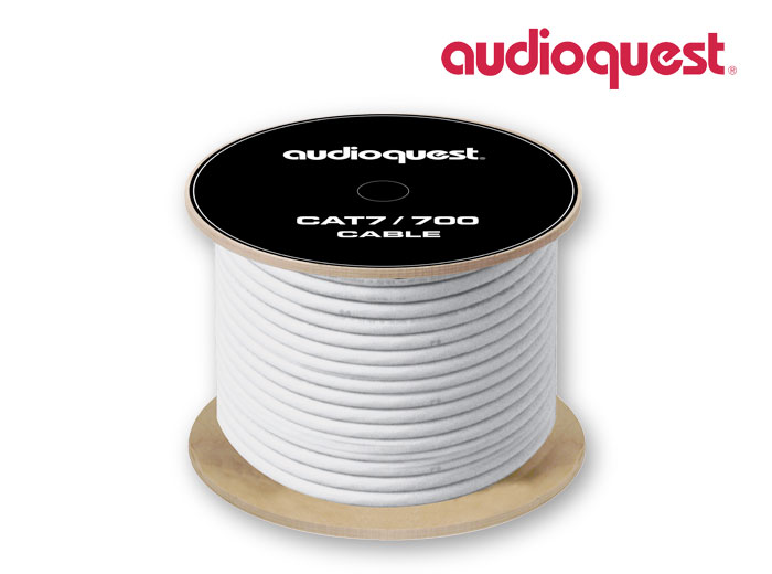 AudioQuest CAT 7/700 Ethernet Cable 152m/500FEET Spool