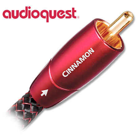 AudioQuest Cinnamon Digital Audio Cable 0.75m