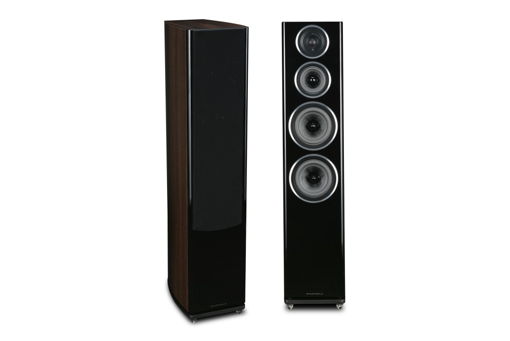 Wharfedale diamond 11.4 speaker walnut