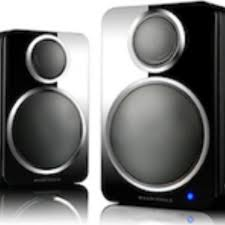 WHARFEDALE DS2 black 1 pair