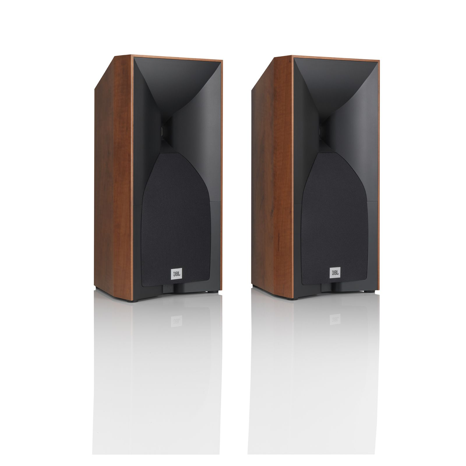 JBL STUDIO 530 CH 2-WAY BOOKSHELF LOUDSPEAKERS IN CHERRY JBL STU