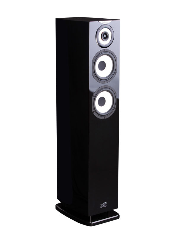 Cabasse Java speaker 1 pair glossy black