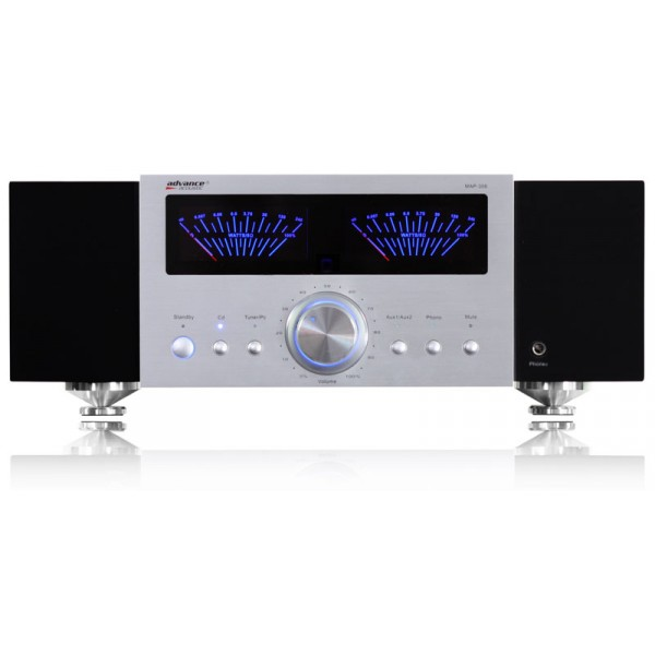 Advance Acoustic MAP 306 Integrated Amp 2x 100Watt
