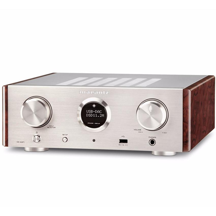 Marantz Stereo Integrated Amplifier HD-AMP1 (Silver)