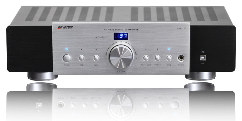 ADVANCE ACOUSTIC MAX-150 Integrated Amp 2x55W