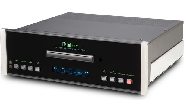 McIntosh MCT450 Stereo SACD/CD transport