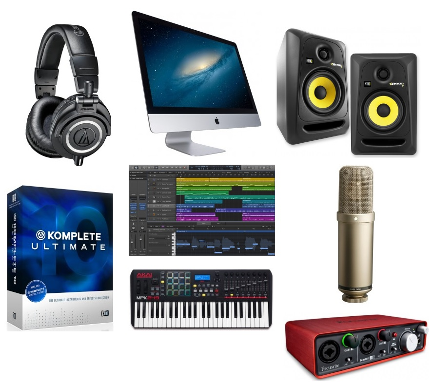 SEE ALL STUDIO EQUIPMENT