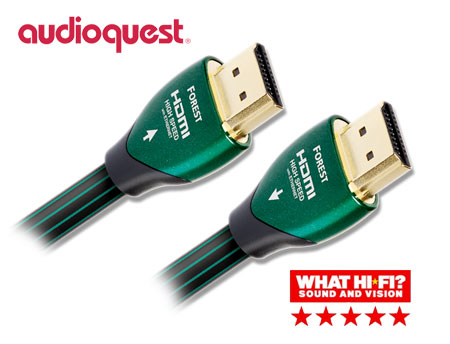 AudioQuest Forest  2.0ver HDMI Cable 1.5m