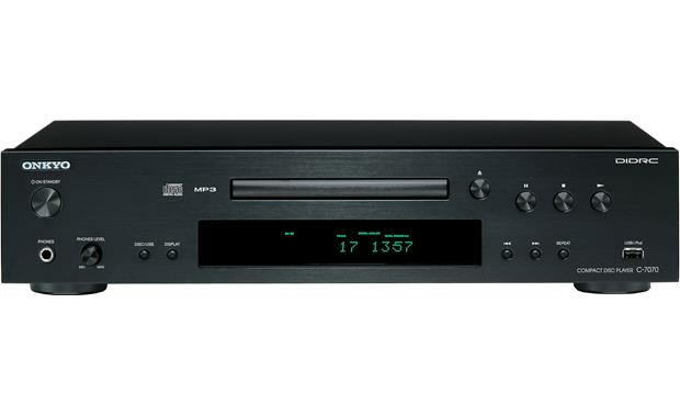 Onkyo C-7070 Single-disc CD player/USB port for iPod�/iPhone�