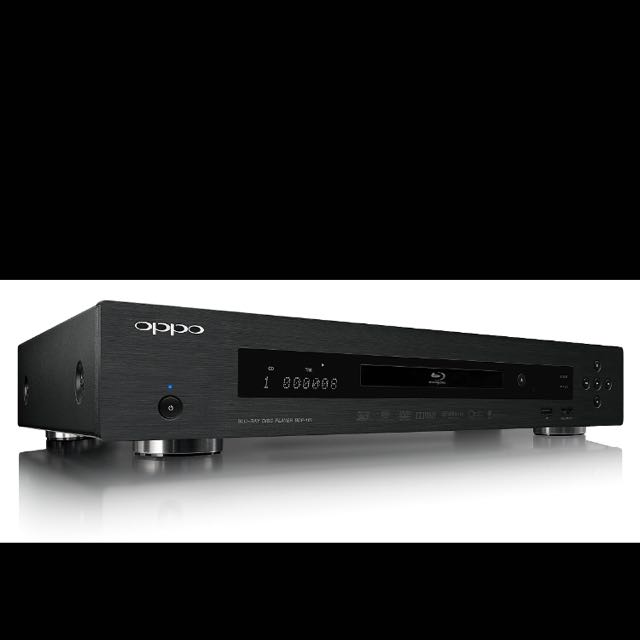 Oppo Bluray Player 103D