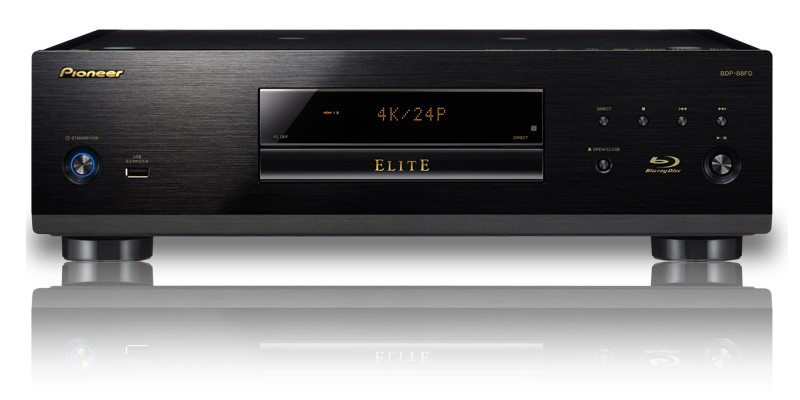 Pioneer Elite BDP-88FD 4K 3D Blu-ray Player