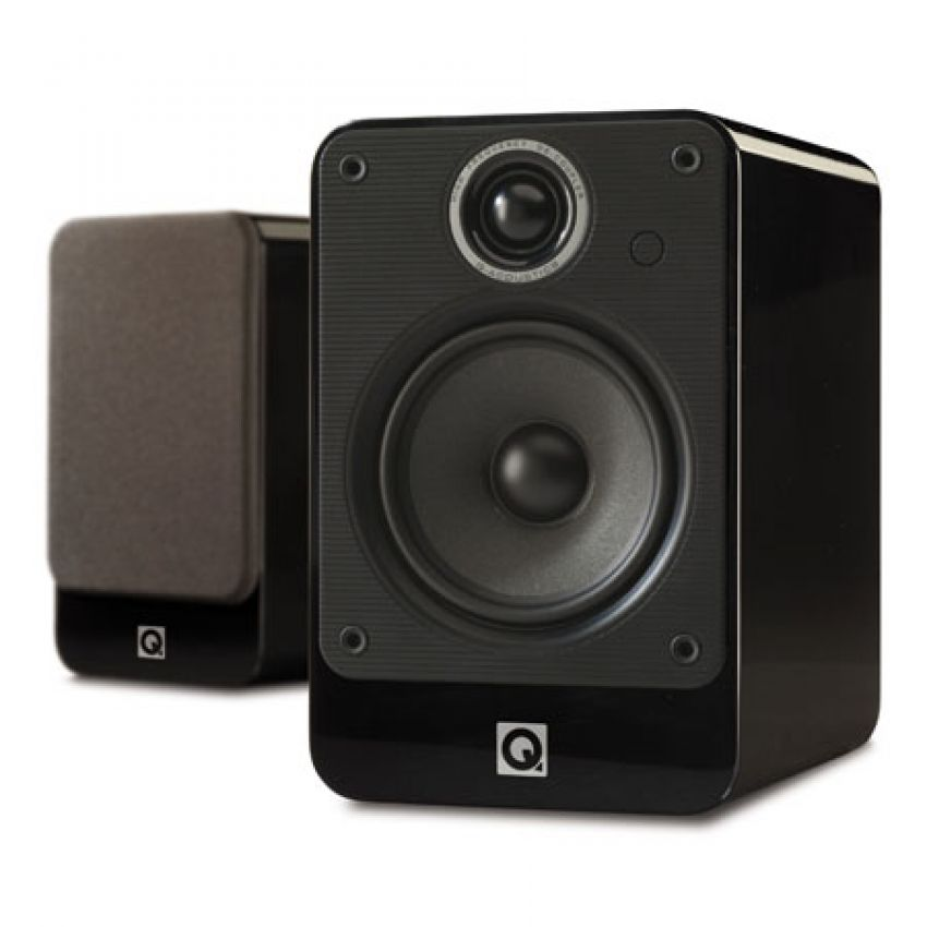 Q Acoustic Q2020i Bookshelf Speakers Black