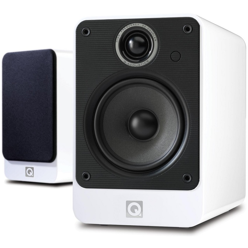 Q Acoustics 2010I Bookshelf Speakers - White